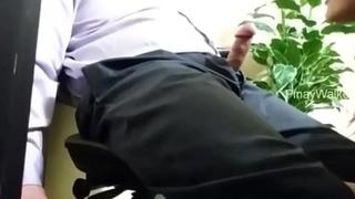 Desk sex