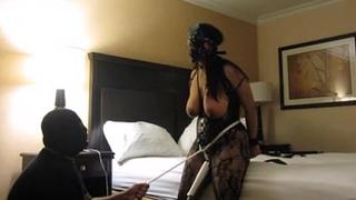 busty slave saali endless orgasm with her master jija ji