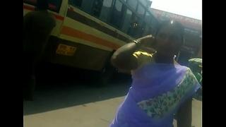 Tamil aunty dick flash