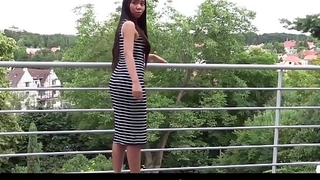 QUEST FOR ORGASM - Sensual Asian babe Killa Raketa indulges in tender masturbation