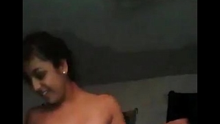 Indian Hairy pussy dance