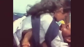 Indian young student fucked by her teacher . Very hot. Must watch