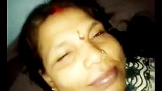 Local Indian randi aunty sex with customer