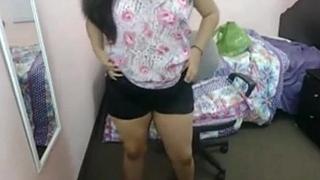 sexy indian teen BBW webcame show