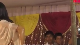 Boob show Stage Dance
