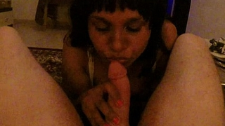 South Indian Babe Lily Blowjob Sex