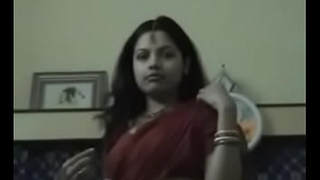 Indian Clamp enjoying honeymoon in hotel