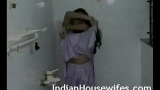 Hawt Indian Bhabhi Taking Shower With Husband