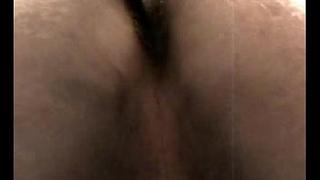Desi Indian BDSM Mistress Anshika performs a nasty footjob in Mumbai house