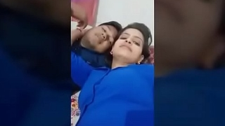 New married Indian girl fuck by her boss after duty
