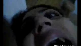 Pakistani girl blowjob