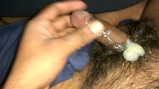 Indian boy jerking